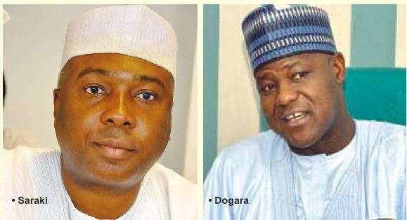 Saraki And Dogara Sabotaged Nigeria's Growth Through Budget Padding - Tinubu 1
