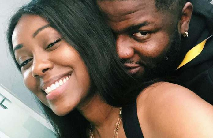 So Sweet! Skales Is All Lovey-Dovey With His Girlfriend As They Celebrate Their First Anniversary Together 1