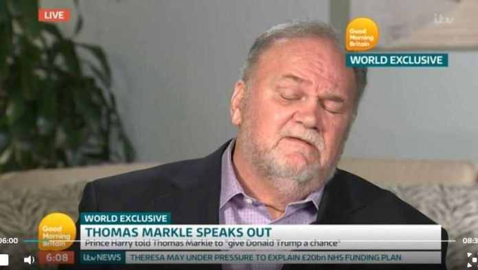 Thomas Markle Reveals He Did NOT Get Father's Day Card...Believes He's 'Frozen Out' By Meghan Markle And Royals 4