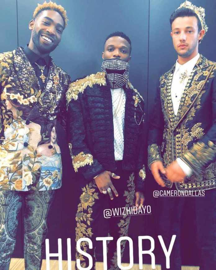 From Wizkid's Epic Dolce & Gabbana Show To Tiwa Savage's Catwalk For Fashion For Relief Walk, See How Nigerian Celebs Are Strutting It On The Runway 2