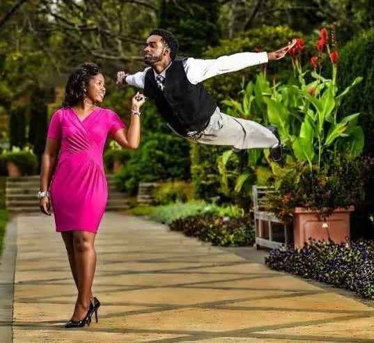Hilarious! 5 Pre-Wedding Pictures You Must See 4