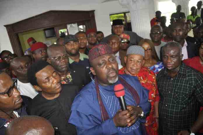 "Court Ruling Ends Okorocha's ""Shaku-Shaku"" Joy 1"