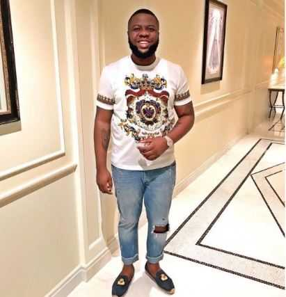 Buhari Can't Approve ₦30,000 Minimum Wage, But His Family Spends More Than That On Meals - Hushpuppi 1