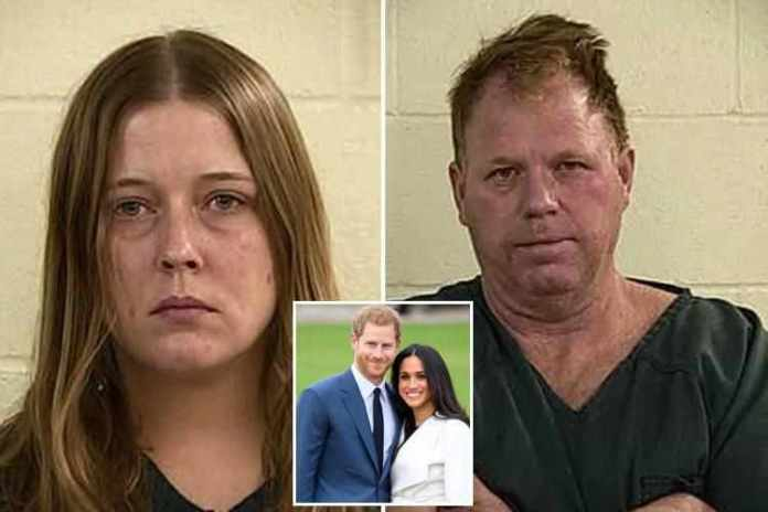 Meghan Markle's Sister-in-law Arrested For Assault 1