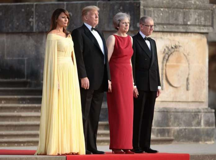 Donald Trump Labels UK Prime Minister, Theresa May,  'Foolish' Blasts Her 'Disastrous' Brexit Plan 2