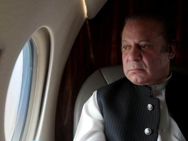 Former Pakistan Prime Minister Nawaz Sharif Sentenced  To 10 years In Prison 3