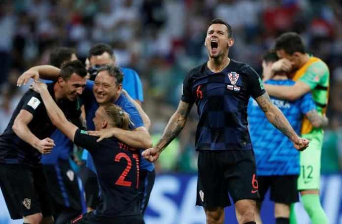Russia 2 Croatia 2 (3-4 Pens): Croatia Beat Hosts On Penalties...To Face England In Semi-final 6