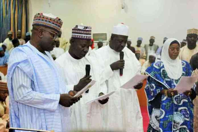 Governor Tambuwal Dissolve His Cabinet Ahead Of 2019 General Elections 1