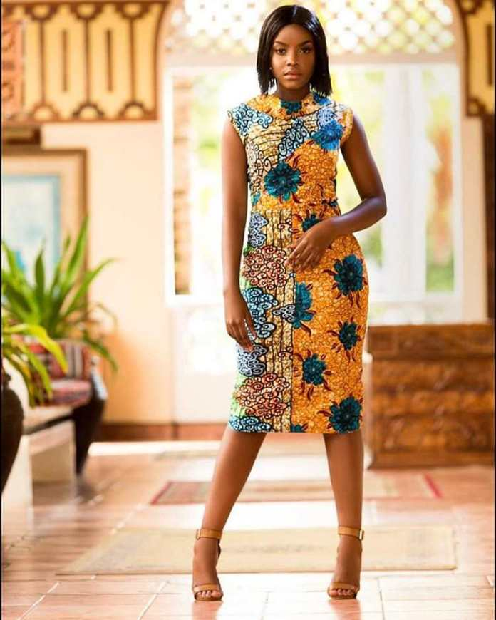 Ankara Style: Express Your Class And Elegance In Corporate Wears 1