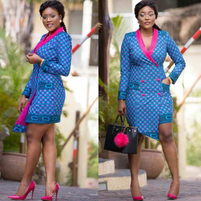 Ankara Style: Express Your Class And Elegance In Corporate Wears 7