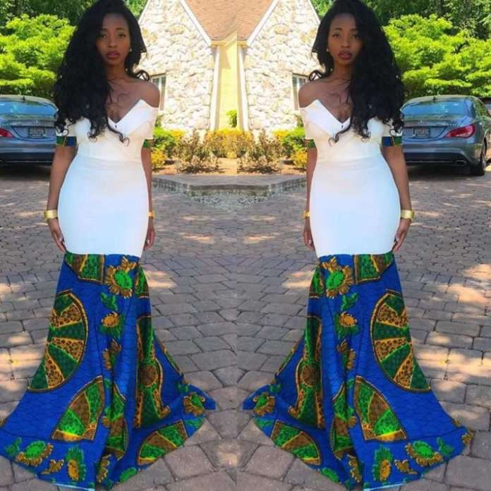 Ankara Styles: 6 Best Looks For Your Wedding This Weekend 4