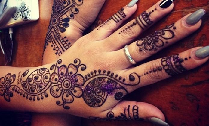 henna design 3