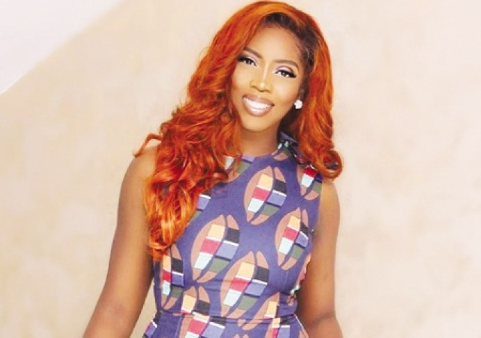 Tiwa savage hairstyle 2