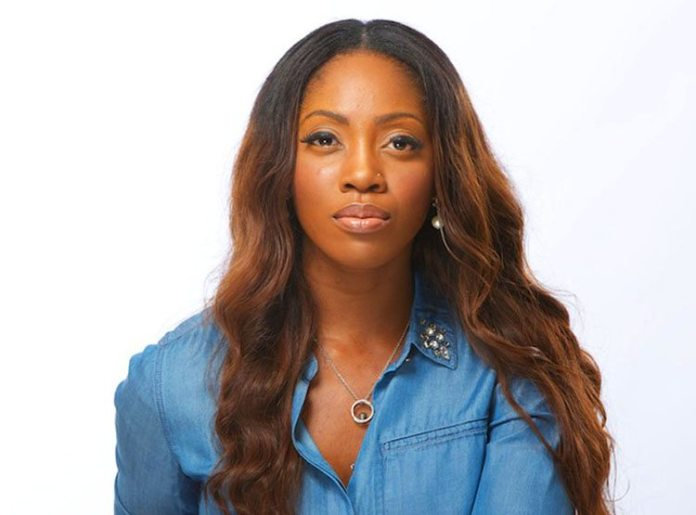 Tiwa savage hairstyle 1