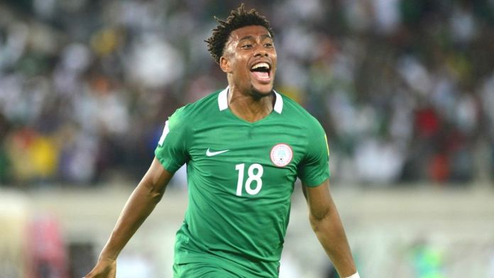 It's Official! Alex Iwobi Is Nigeria's Most Popular Football Player 1