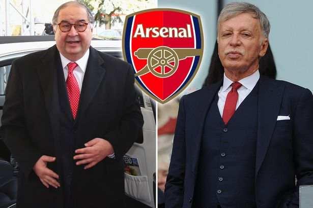 Dangote: If Stan Kroenke Won't Sell Arsenal To Me, I'll Buy Another Club 3