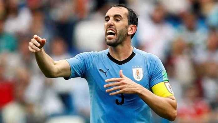 Breaking: Atletico Madrid Captain Godin Confirms Departure 2
