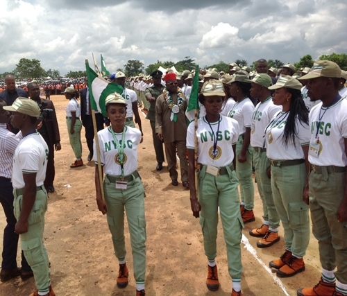 #TBT: Throwback Photos Of 11 Nigerian Celebrities During Their NYSC 1