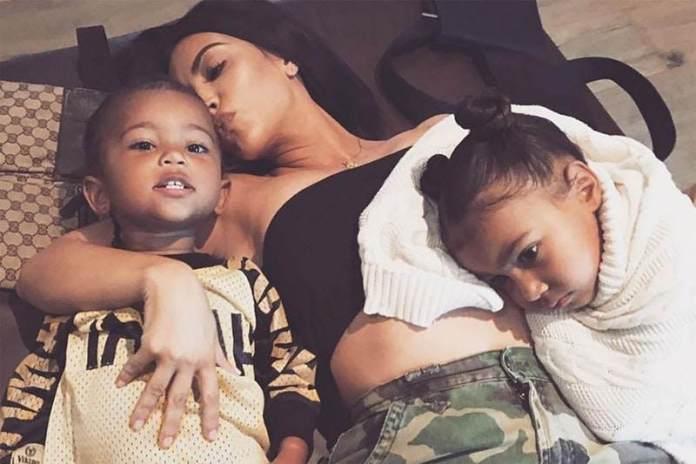 Kim Kardashian Finally Reveals She Hates Her Daughter's Name 1