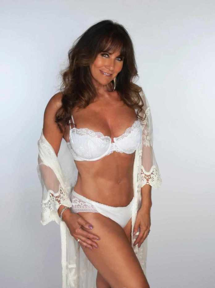 Sexy At 60! Former Glamour Model Linda Lusardi Strips Off To Mark Her 60th Birthday 1
