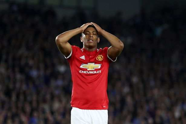 'Sorry But My Family Will Always Come First': Anthony Martial Fires Back At Jose Mourinho After Failing To Train Since Walking Out OnManchester UnitedUS Tour 1