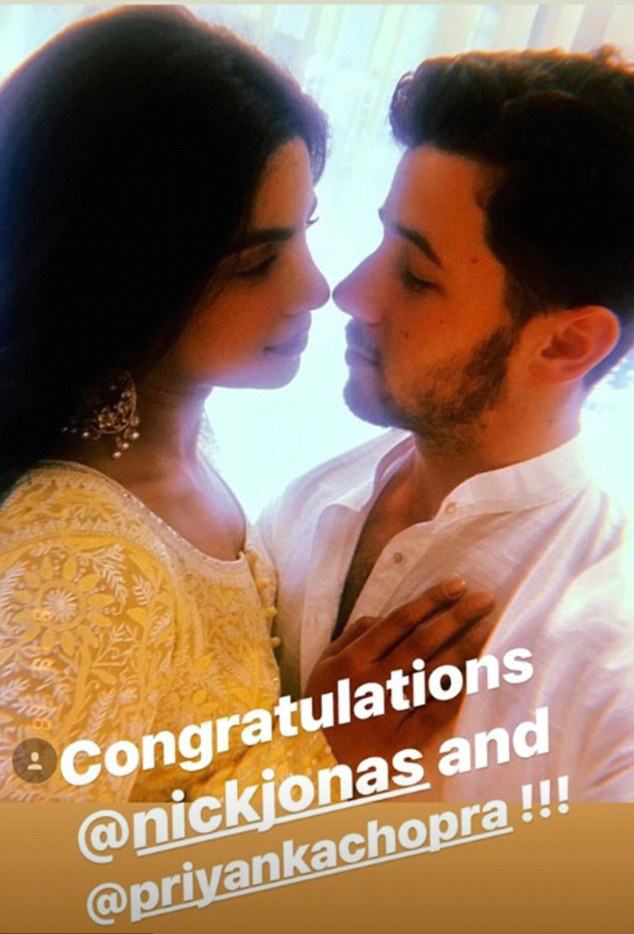Roka! Nick Jonas And Priyanka Chopra Confirm Their Engagement With Traditional India Ceremony 4