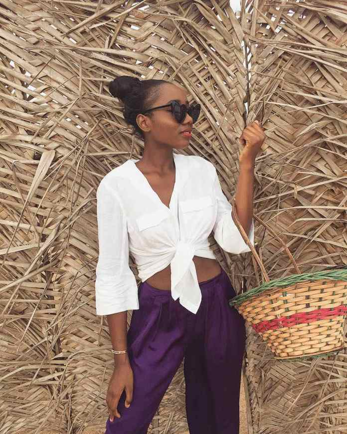 KOKOnista Of The Day: Whitney Nwafor Serves Fashion Goals To The Best Of Her Ability 2