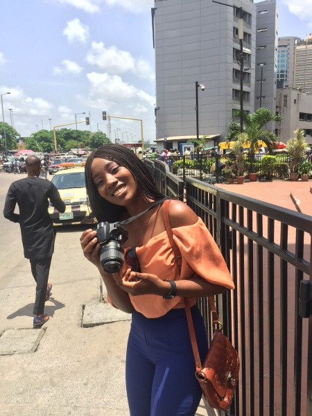 KOKOnista Of The Day: Whitney Nwafor Serves Fashion Goals To The Best Of Her Ability 3