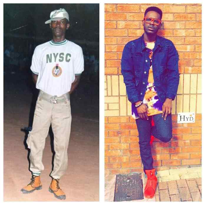 #TBT: Throwback Photos Of 11 Nigerian Celebrities During Their NYSC 3