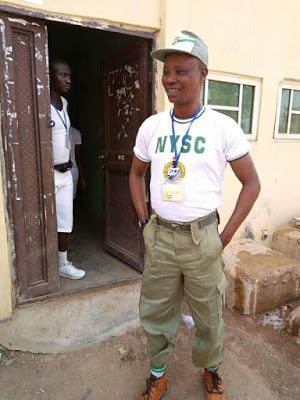 #TBT: Throwback Photos Of 11 Nigerian Celebrities During Their NYSC 8