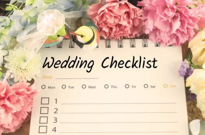 wedding planning mistakes 6