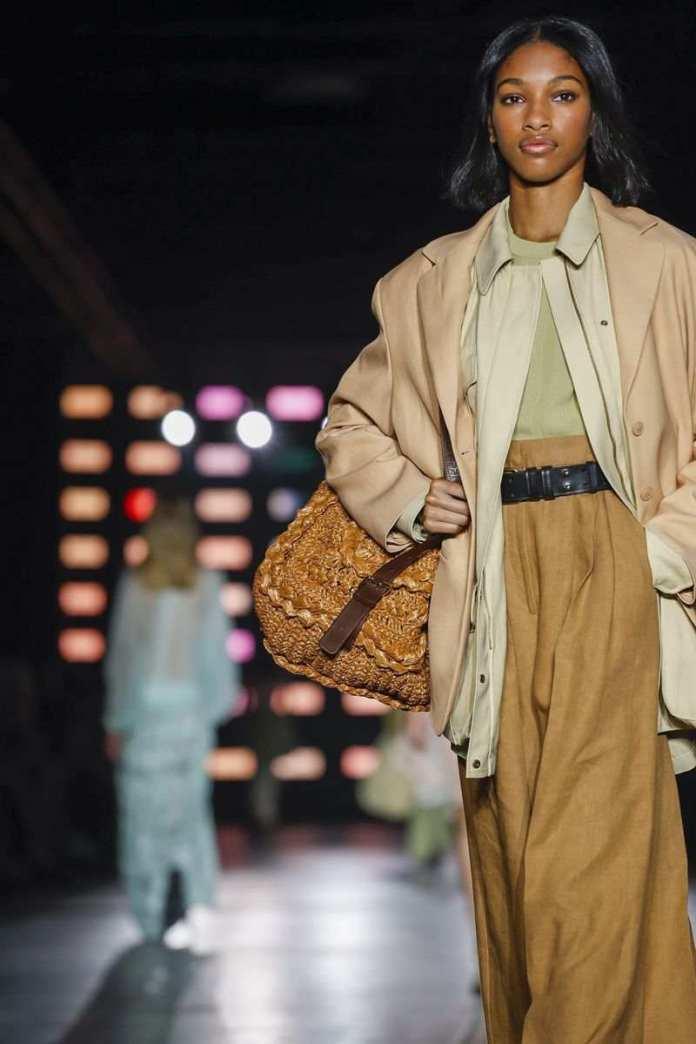 Alberta Ferretti Ready To Wear Spring/Summer 2019 At The Milan Fashion Week 11