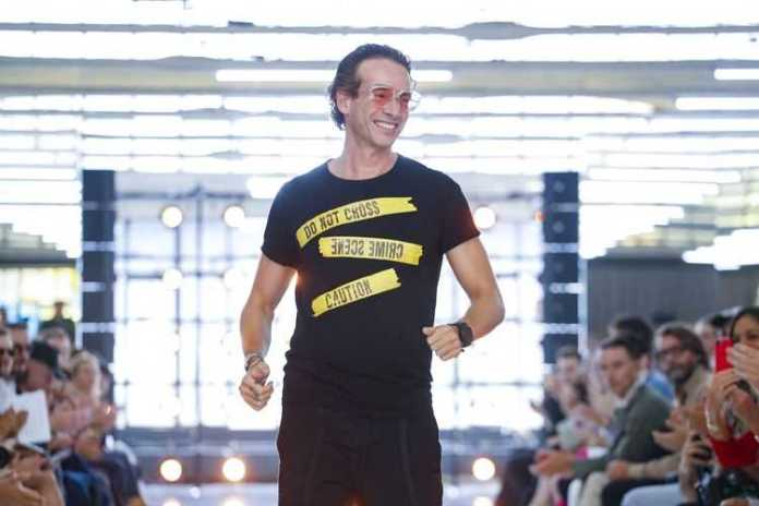 MFW: Byblos Spring Summer 2019 Collection 36