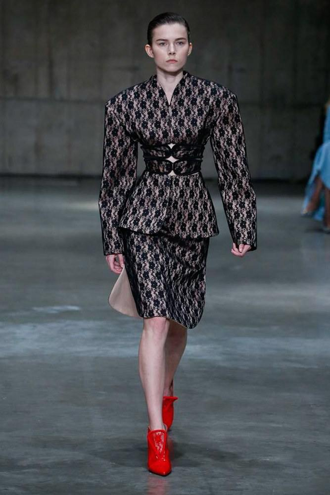 LFW: Christopher Kane Ready To Wear Spring 2019 Collection 2