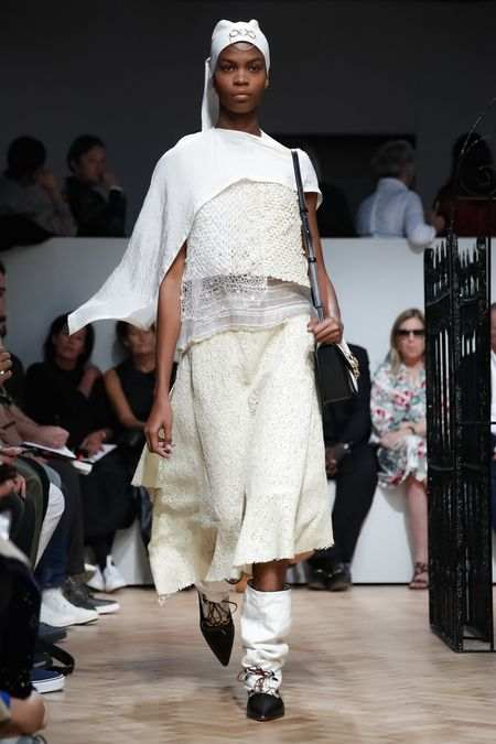 J.W Anderson Men & Women Spring Summer 2019 Collection At LFW 11
