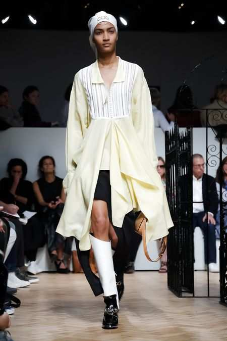 J.W Anderson Men & Women Spring Summer 2019 Collection At LFW 8