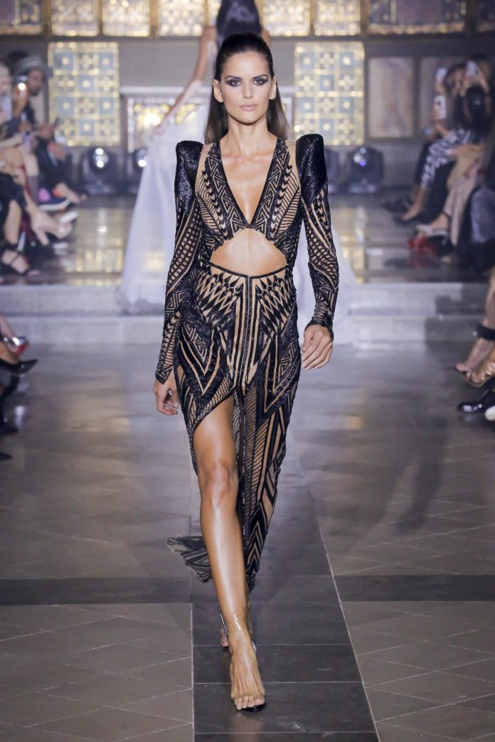 Julien Macdonald Spring 2019 Collection At London Fashion Week 42