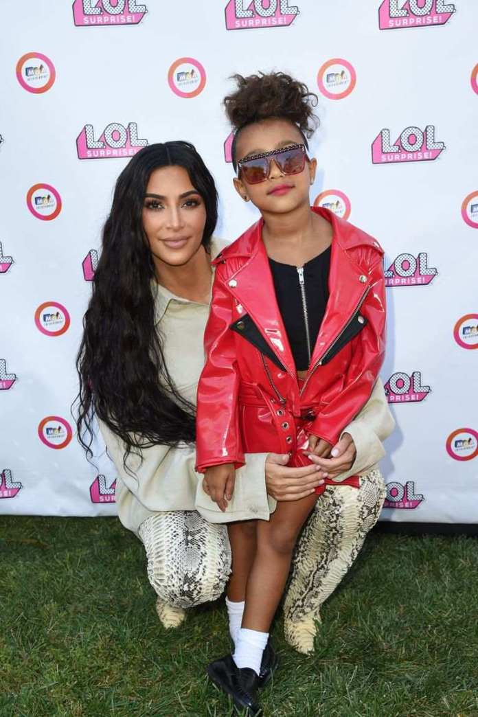 KOKO Junior: North West Makes Her Runway Debut For L.O.L Fashion 3