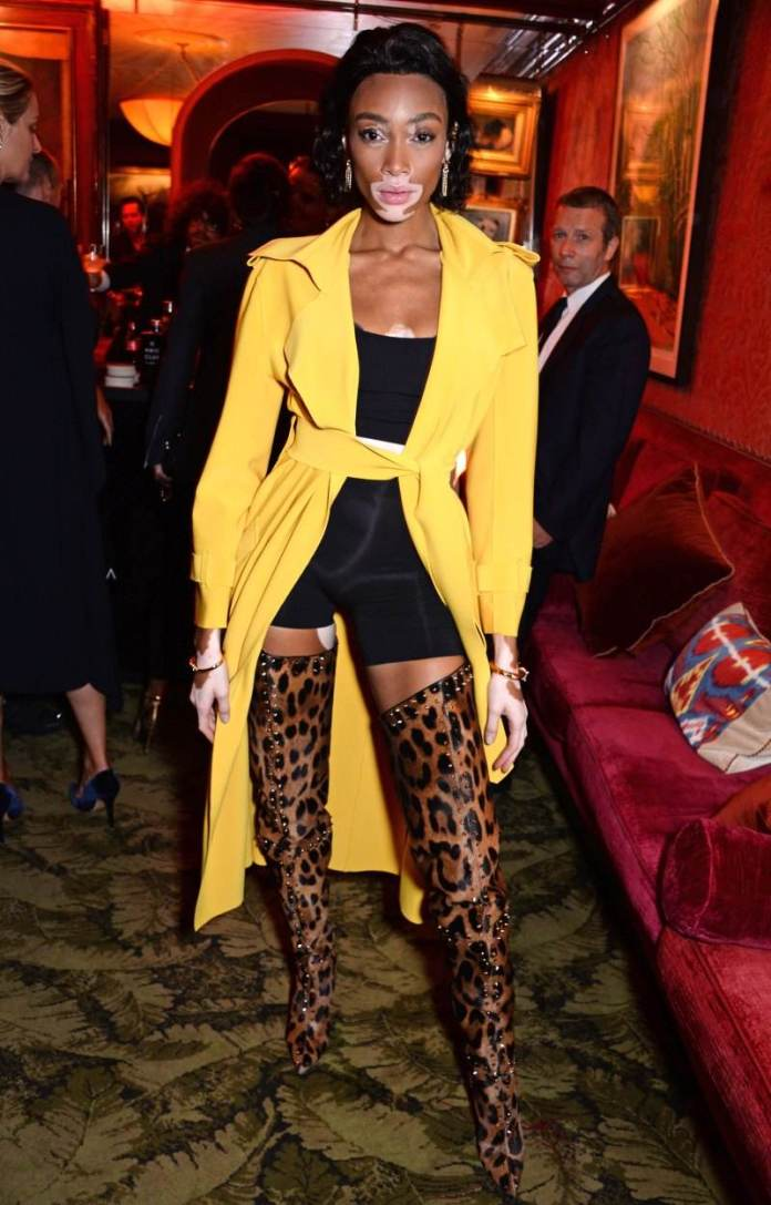 FROW: Stylish Celebrities Spotted At The London Fashion Week S/S 2019 3
