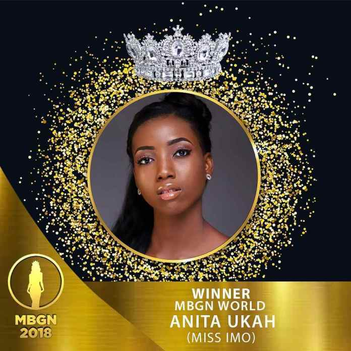 Anita Ukah, Miss Imo Becomes Most Beautiful Girl In Nigeria 2018 3