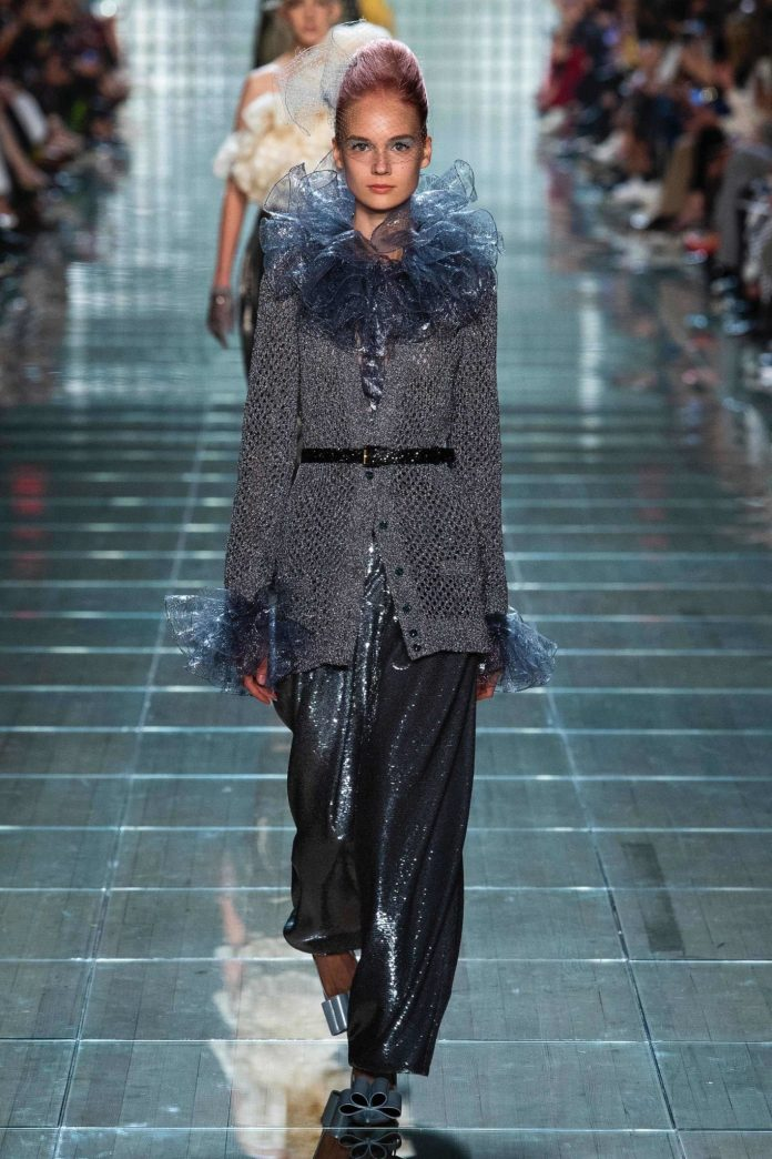Marc Jacobs Spring Summer 2019 Collection At NYFW 11