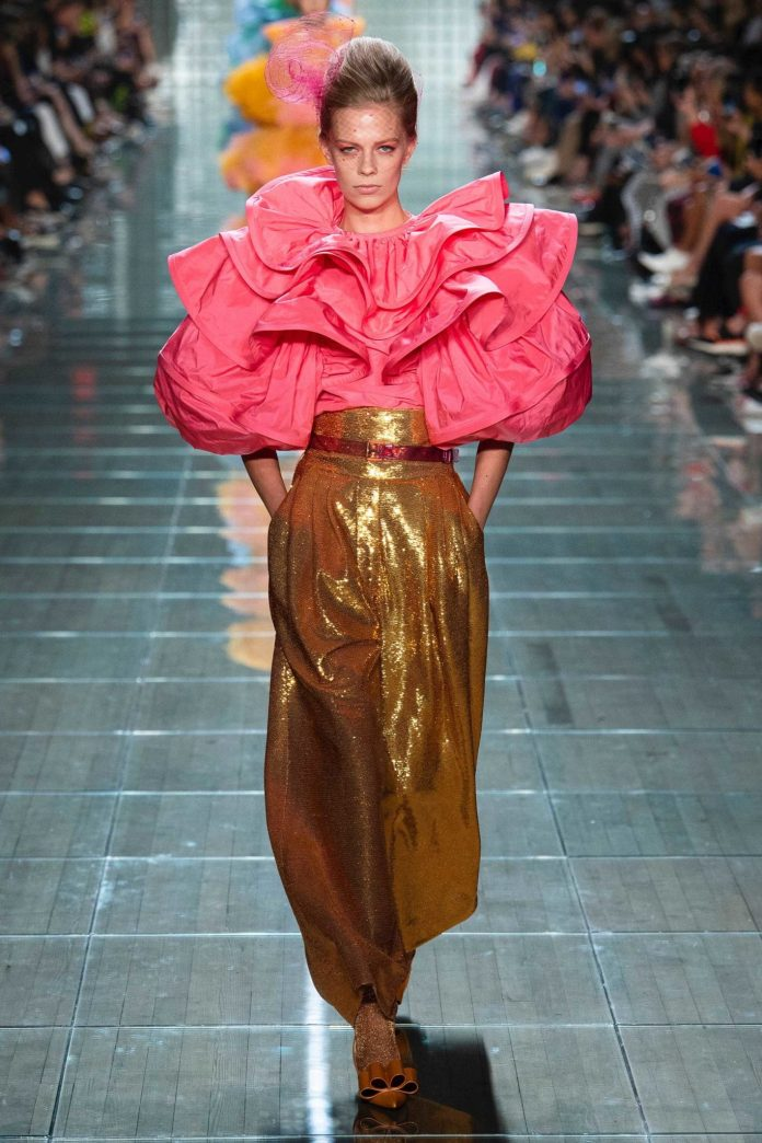 Marc Jacobs Spring Summer 2019 Collection At NYFW 21