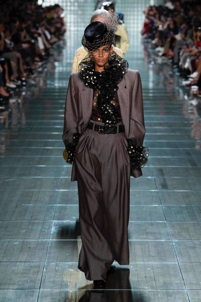 Marc Jacobs Spring Summer 2019 Collection At NYFW 7