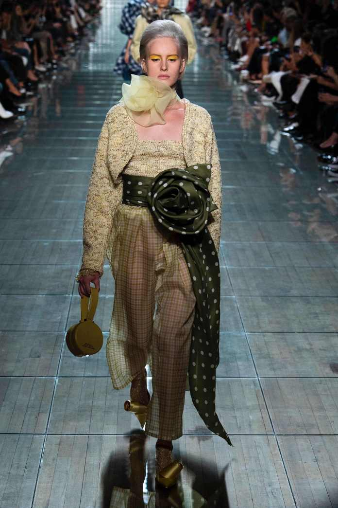 Marc Jacobs Spring Summer 2019 Collection At NYFW 8