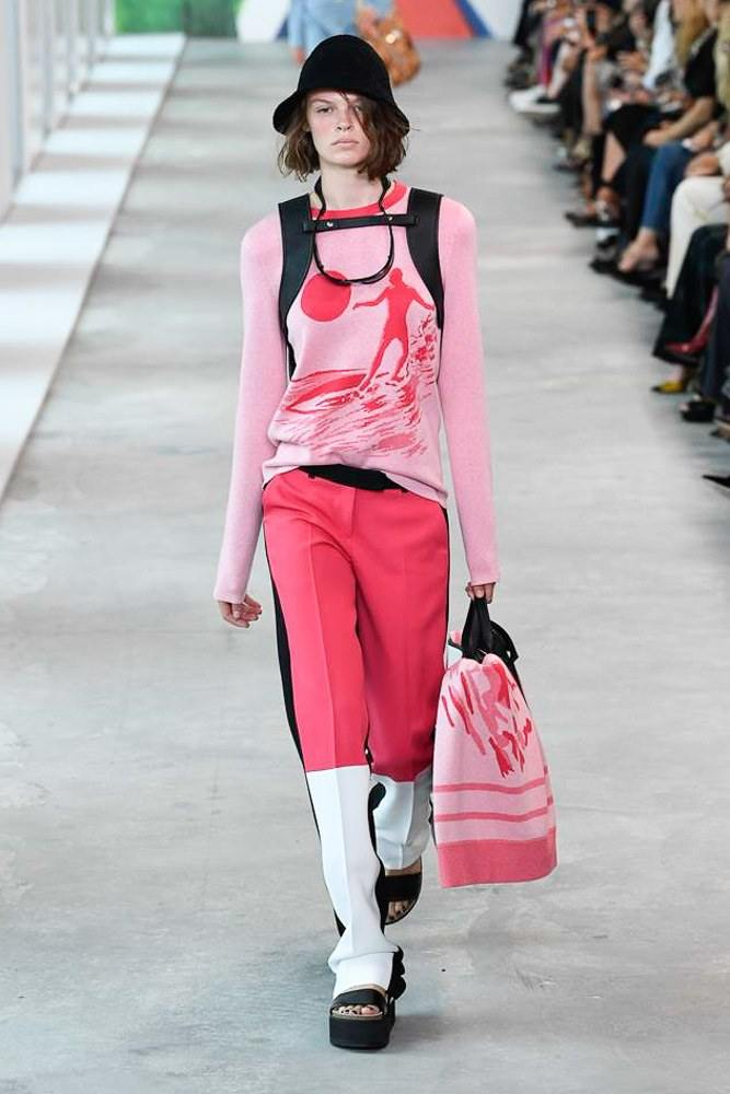 Michael Kors Redefines Spring At The NYFW S/S 2019 Show 10