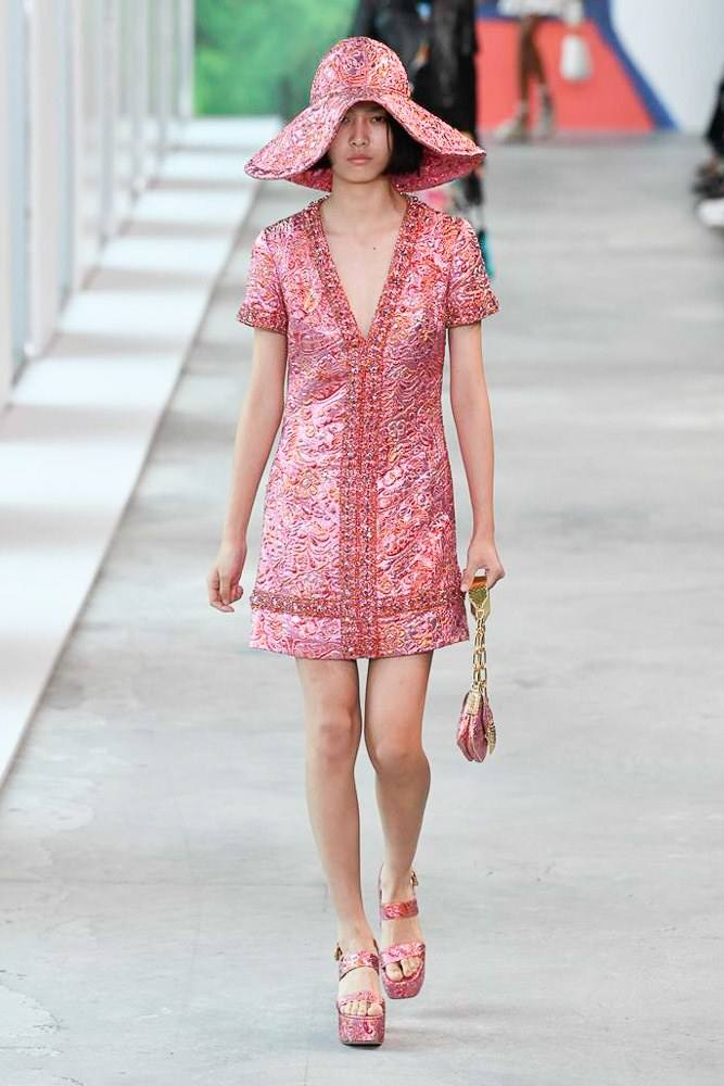Michael Kors Redefines Spring At The NYFW S/S 2019 Show 29