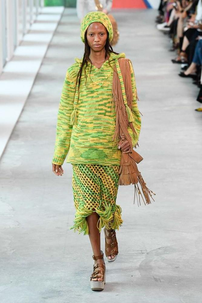 Michael Kors Redefines Spring At The NYFW S/S 2019 Show 24