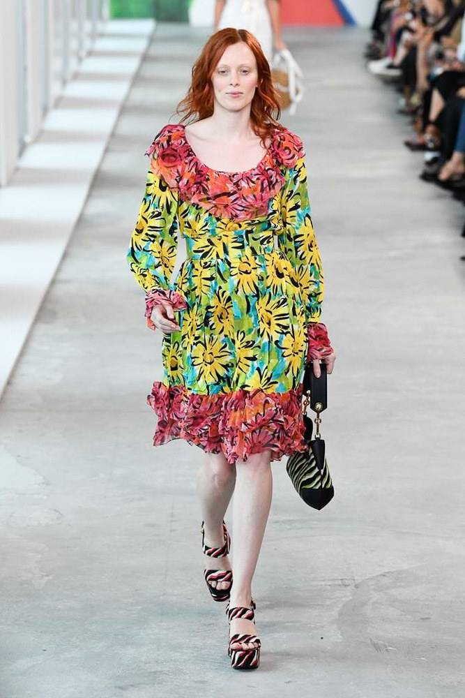 Michael Kors Redefines Spring At The NYFW S/S 2019 Show 12