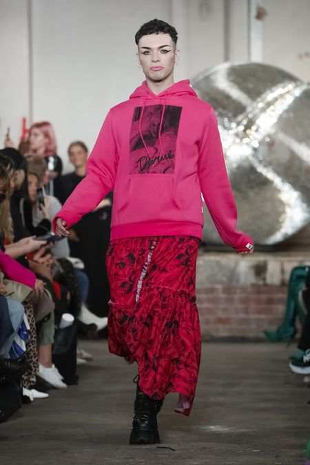 Vibrant Looks! Nicopanda Spring Summer 2019 Collection At The LFW 26