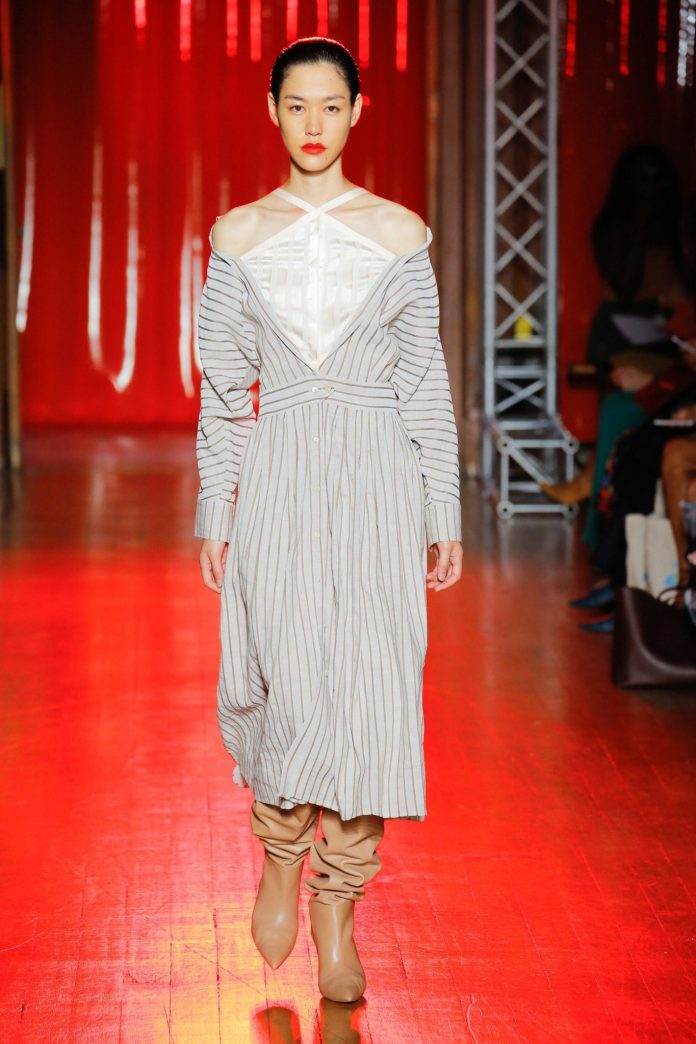 Palmer Harding Spring Summer 2019 Collection At The LFW 4